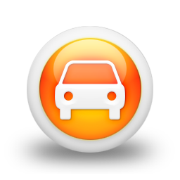 106700 3d glossy orange orb icon transport travel transportation car12 geblitzt fahrverbot. Black Bedroom Furniture Sets. Home Design Ideas